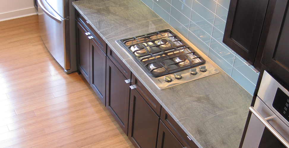 Image of: alternatives to marble kitchen countertops