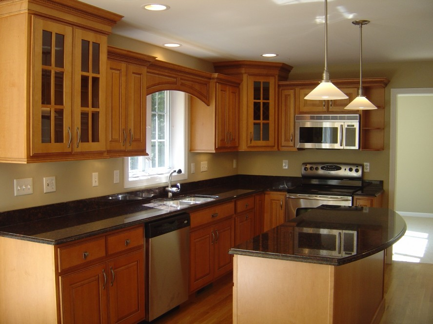 apartment kitchen layout ideas