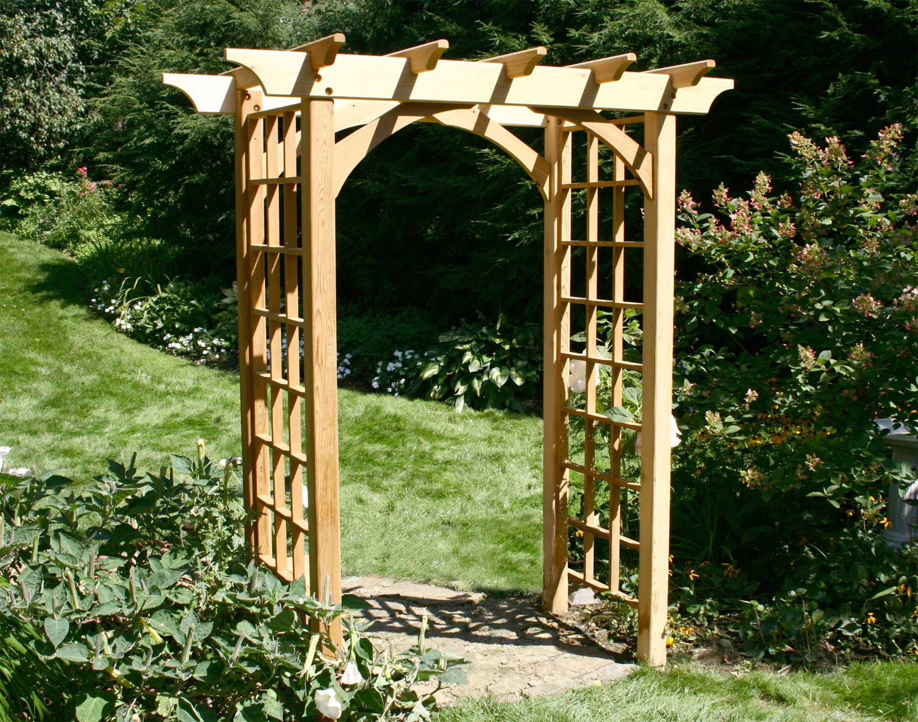 arbor arch designs