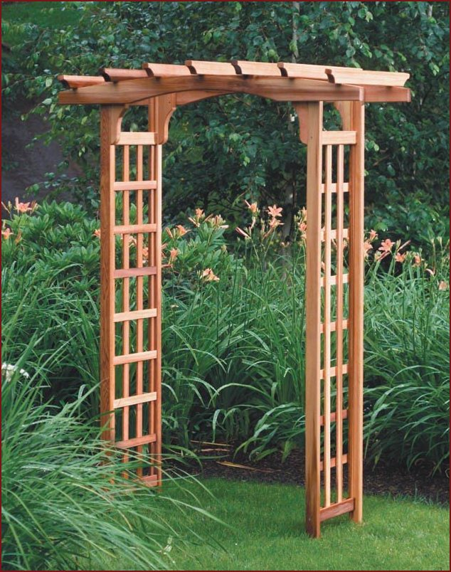 arbor building designs