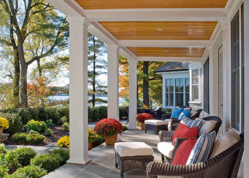 Image of: back porch ceiling ideas