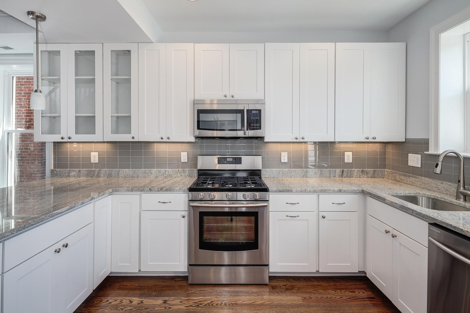 Image of: backsplash kitchen 2015