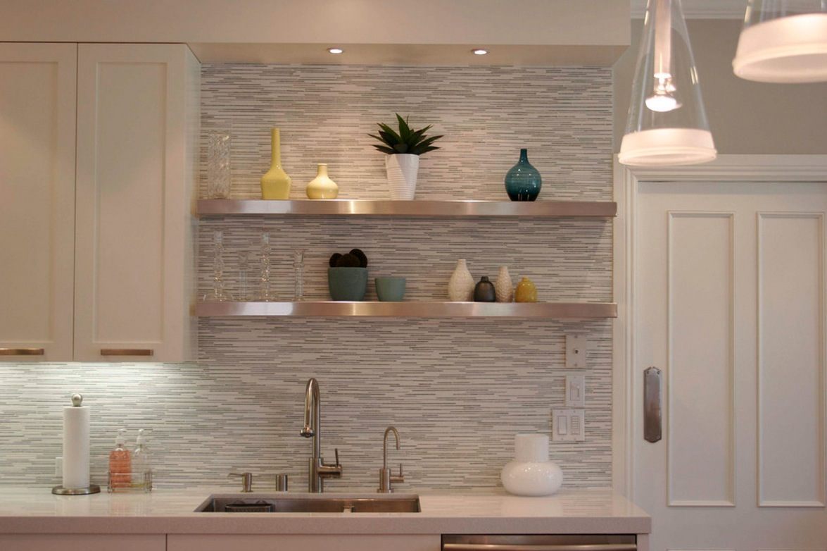 Image of: backsplash kitchen tile