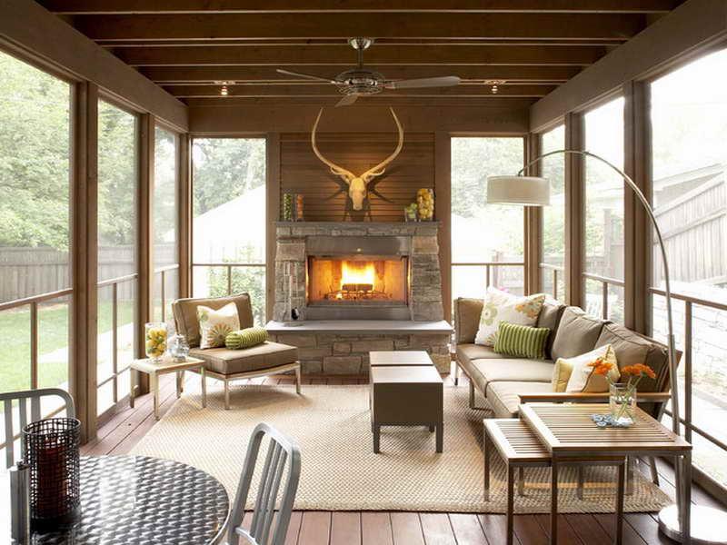 best back porch designs