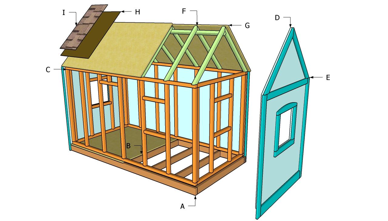 build playhouse base