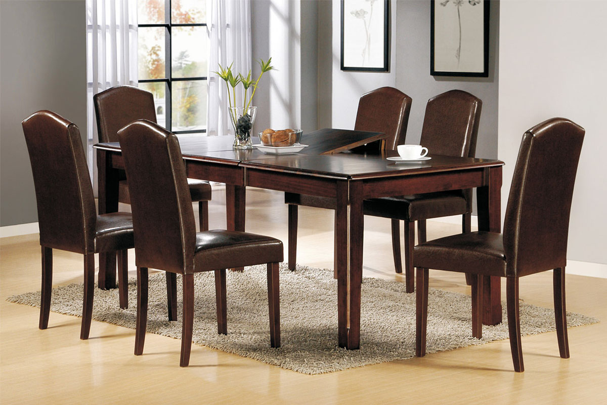Image of: butterfly leaf dining tables