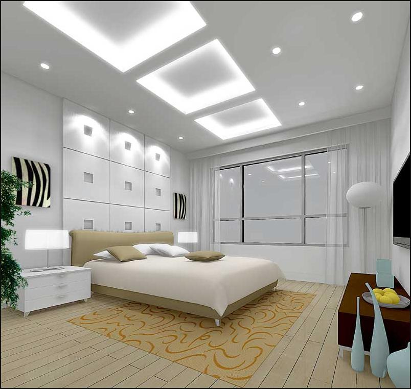 Image of: ceiling designs and lighting