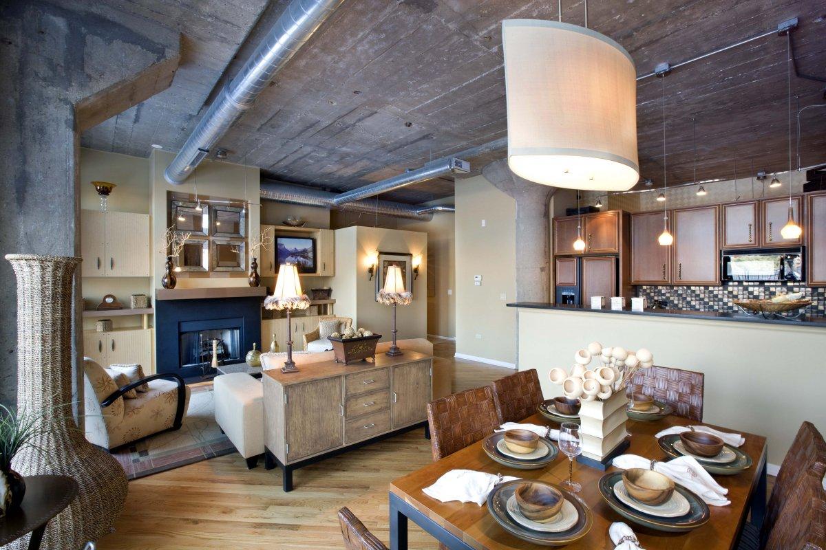 condo loft design ideas
