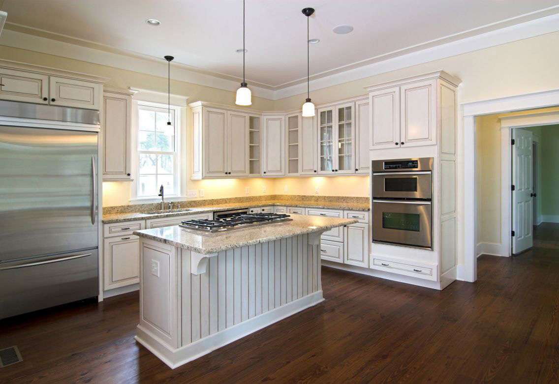 Image of: country kitchen cabinets edmonton