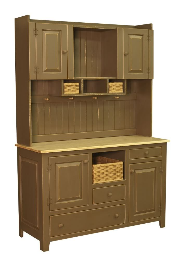 Image of: country kitchen pantry furniture