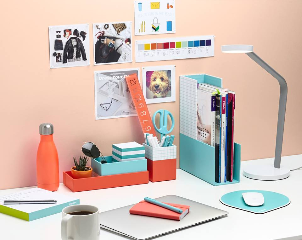 Image of: diy organization ideas for your desk