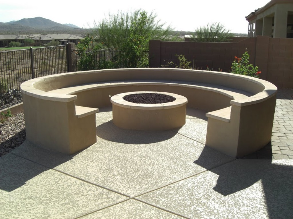 Image of: fire pits designs