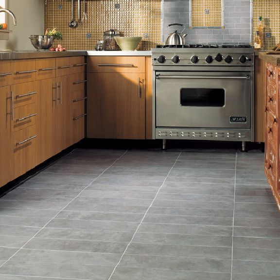 Image of: flooring for kitchens advice