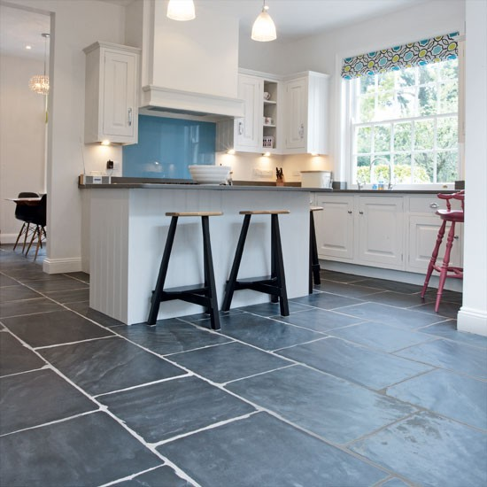 Image of: flooring for kitchens uk