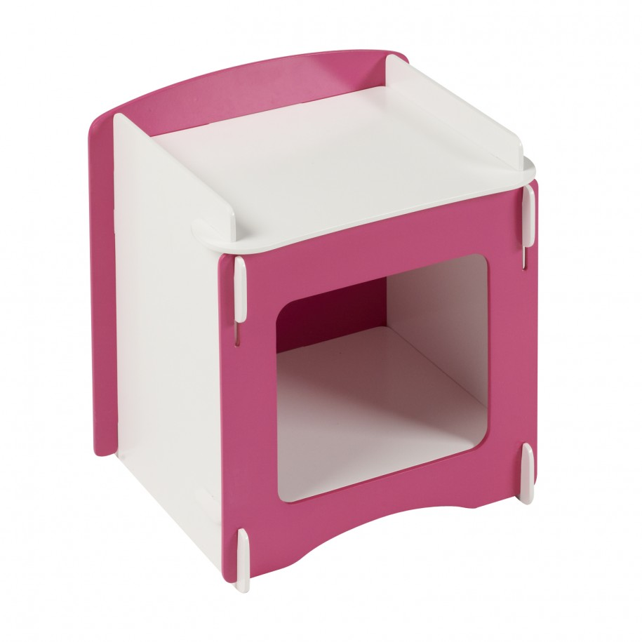 Image of: ikea childrens bedside table