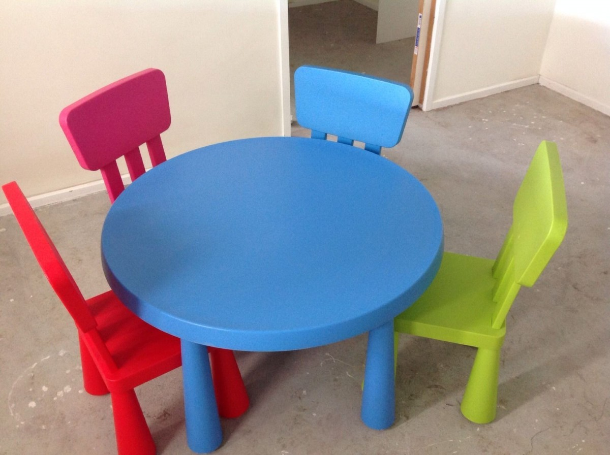 Image of: ikea childrens table