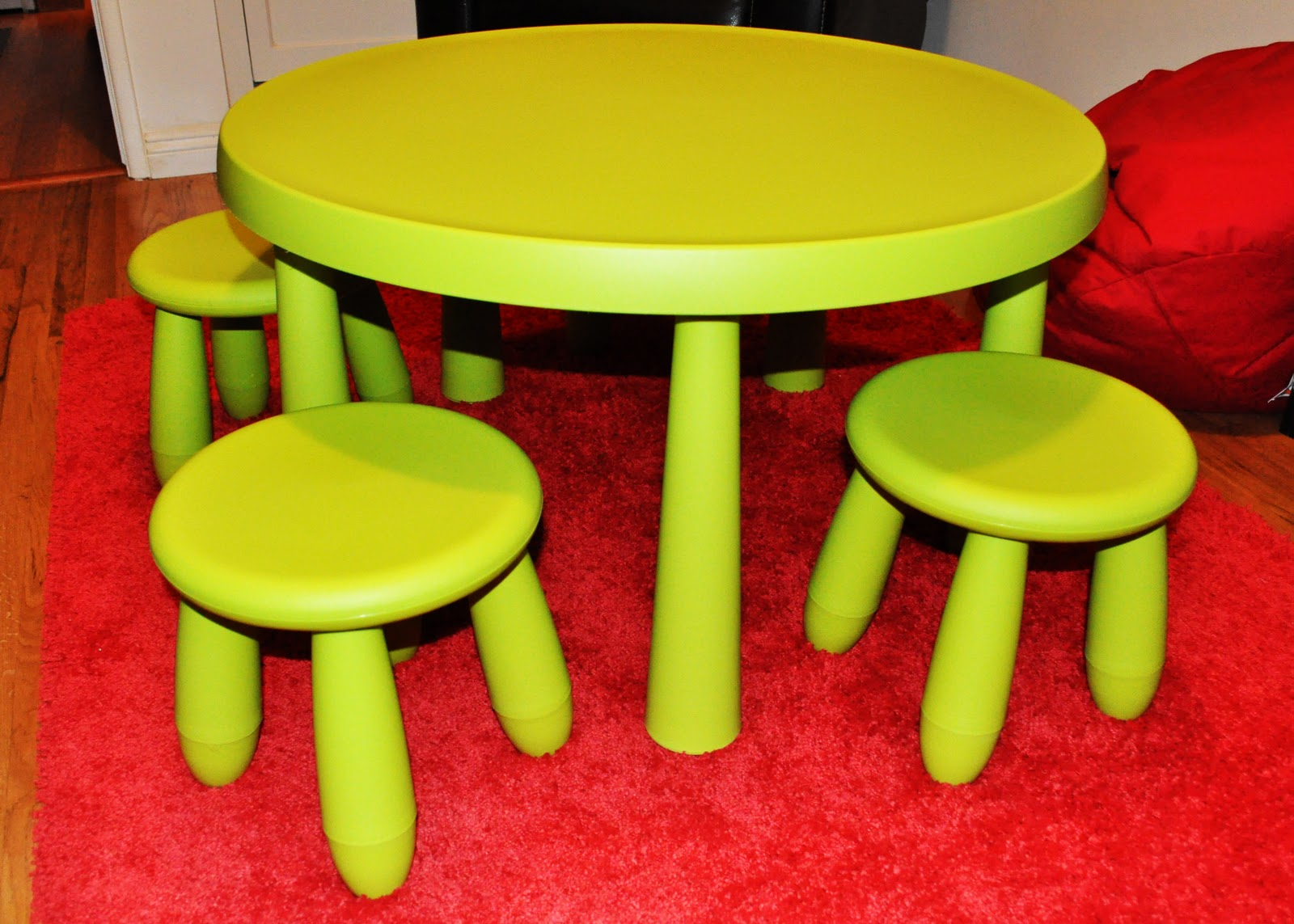Image of: ikea mammut children's table