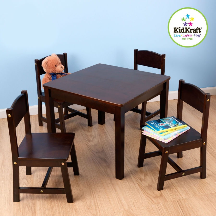 Image of: kidkraft table and chairs costco