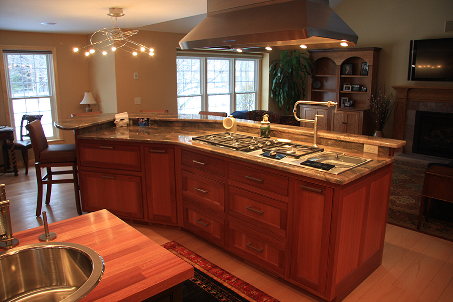 Image of: kitchen and granite creations