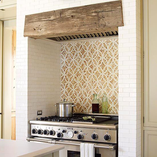 kitchen backsplash ideas behind range