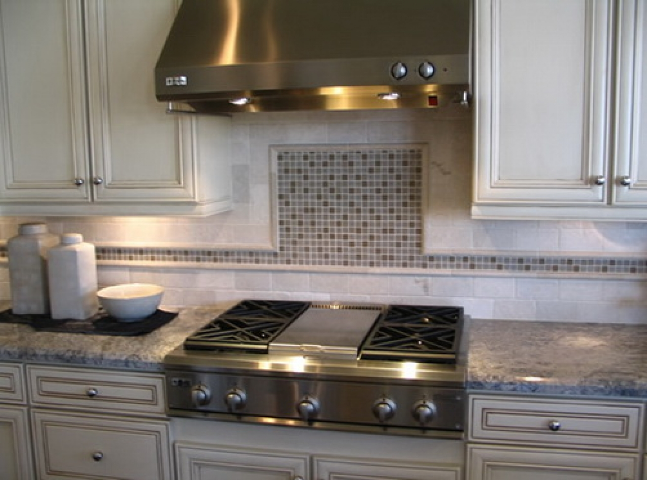 Image of: kitchen backsplash ideas not tile