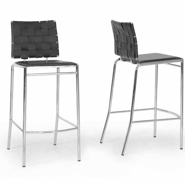 Image of: kitchen bar stools height