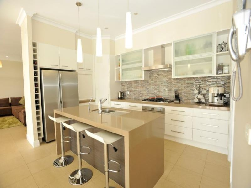 Image of: kitchen galley designs