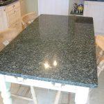 kitchen granite desk