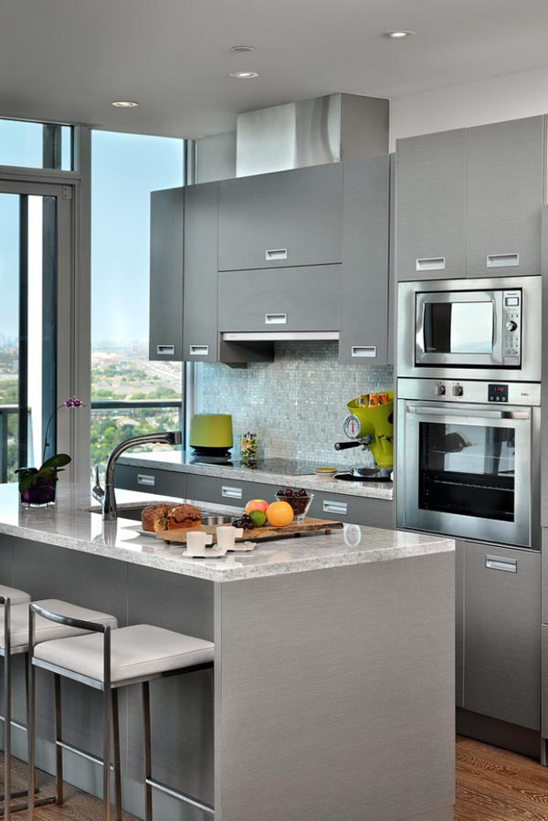 kitchen ideas for tiny space