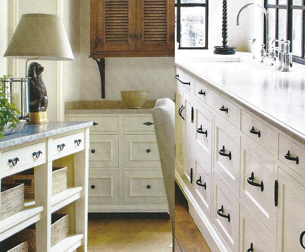 Image of: kitchen knobs for white cabinets
