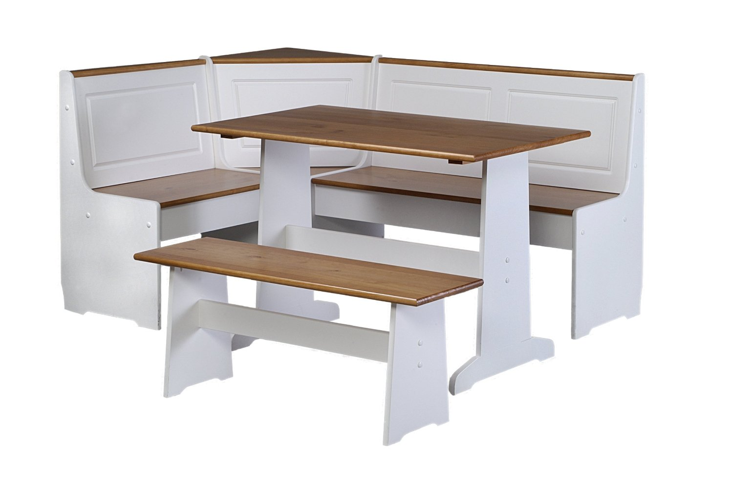 Image of: kitchen table bench corner