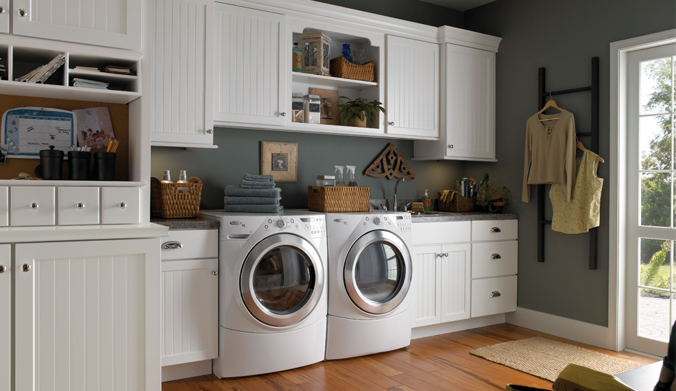Image of: laundry room decorating ideas