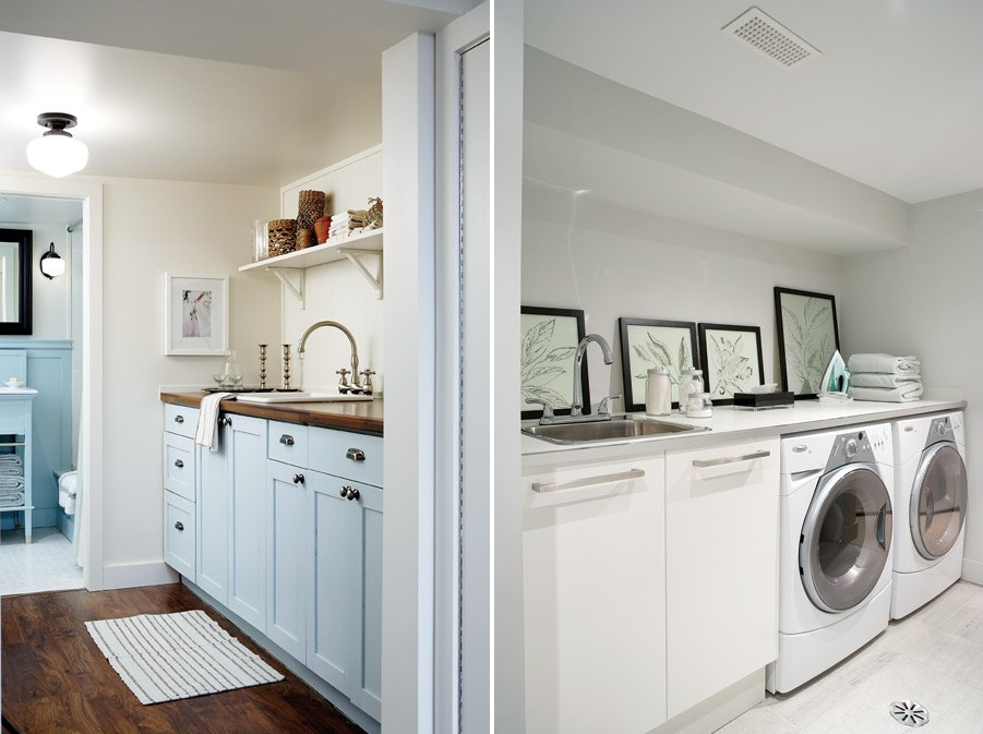 Image of: laundry room designs ideas