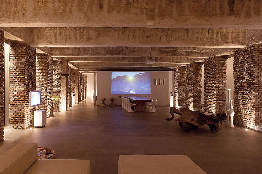 loft design ideas exposed brick