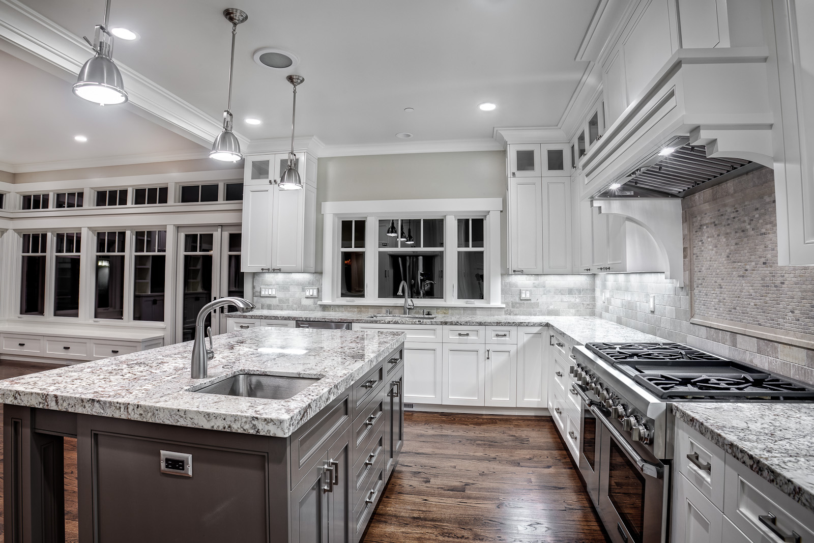 Image of: marble kitchen countertops care