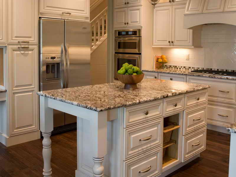 marble kitchen countertops pros and cons