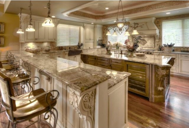 Image of: mediterranean kitchen kirkland