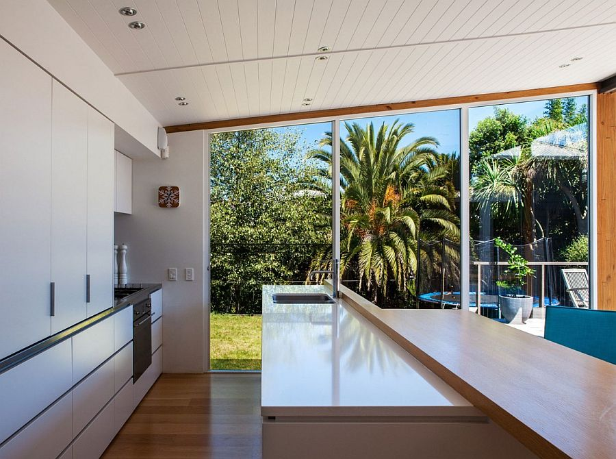 Image of: modern kitchens auckland