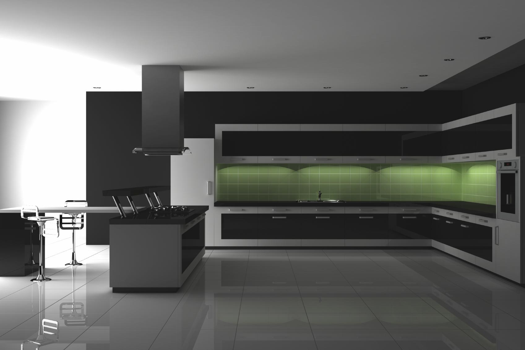 Image of: modern kitchens designs 2015