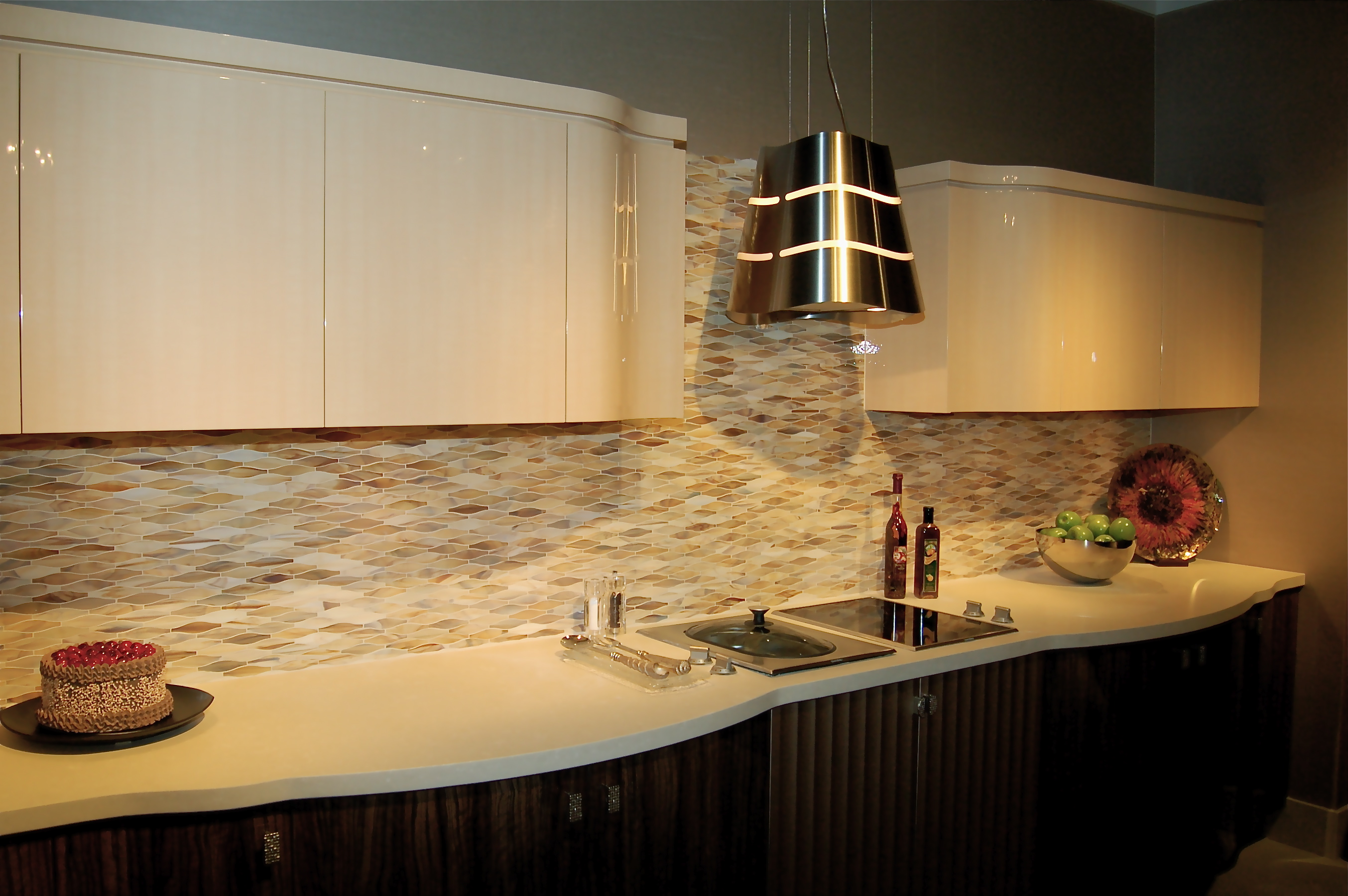 mosaic tile designs backsplash