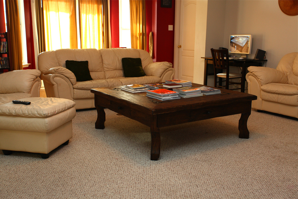 Image of: oversized coffee tables