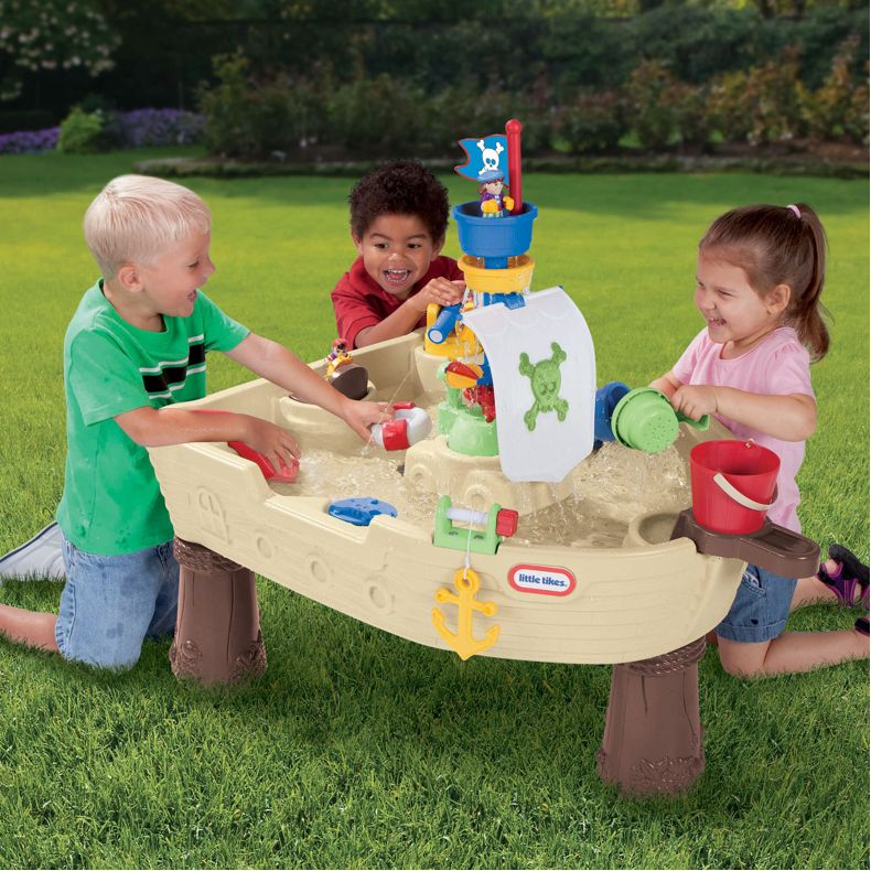 Image of: pirate water table