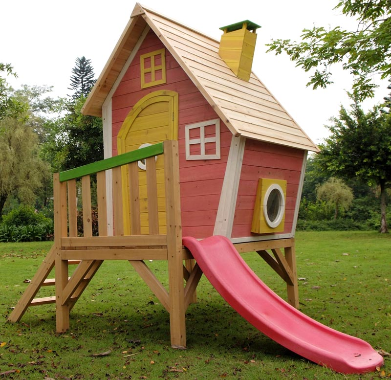 Image of: playhouse assembly instructions