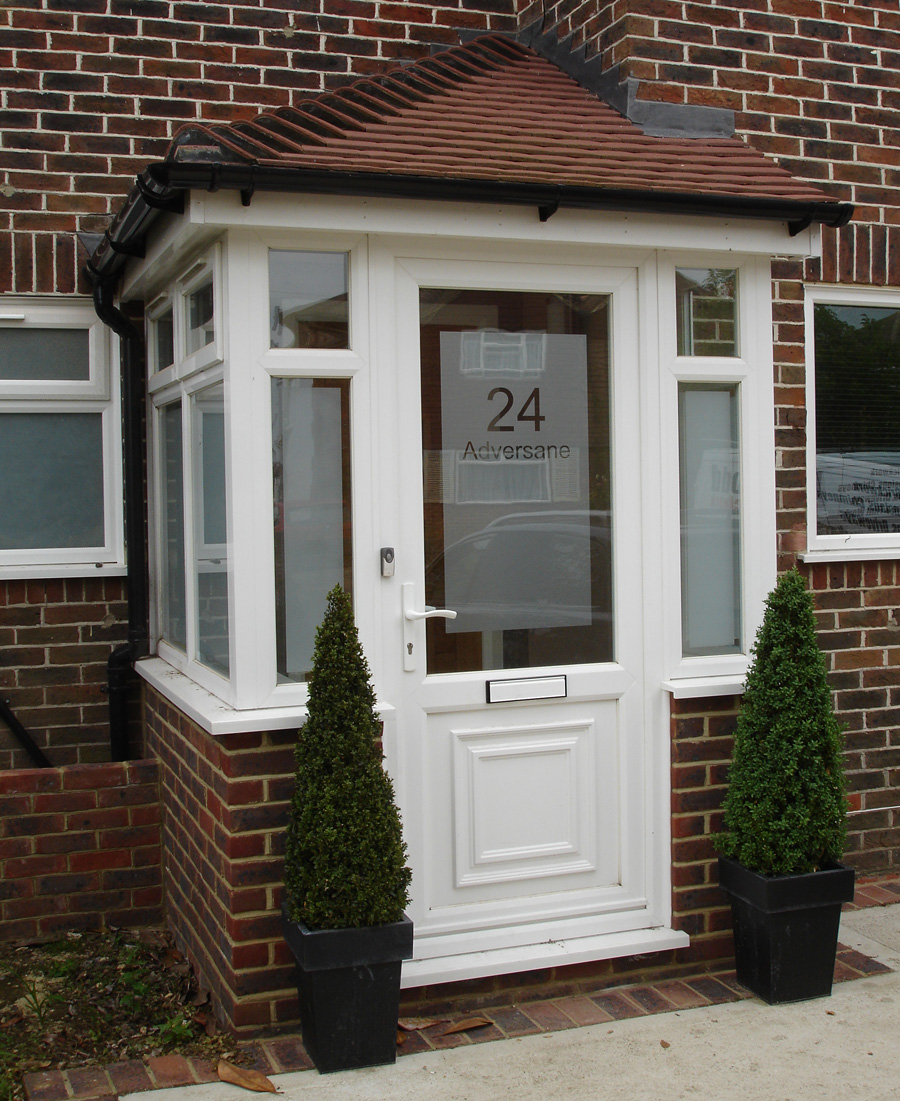 Image of: porch decorating ideas uk