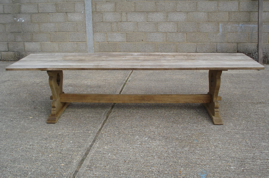 refectory dining table brisbane
