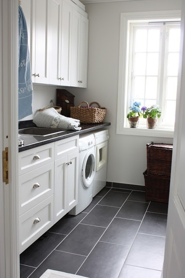 Image of: small laundry room ideas and photos