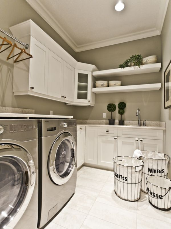 small laundry room ideas diy