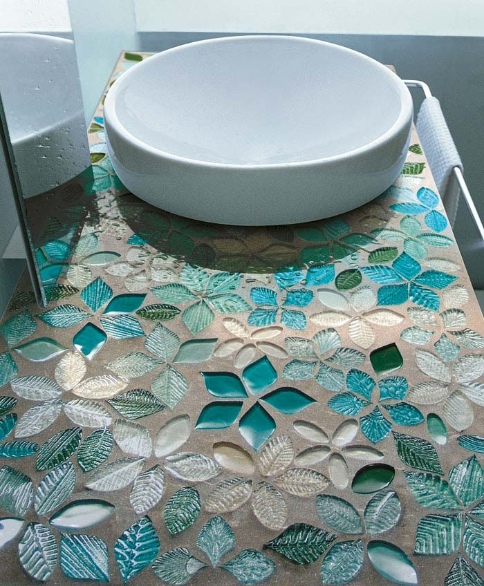 Image of: tile mosaics designs