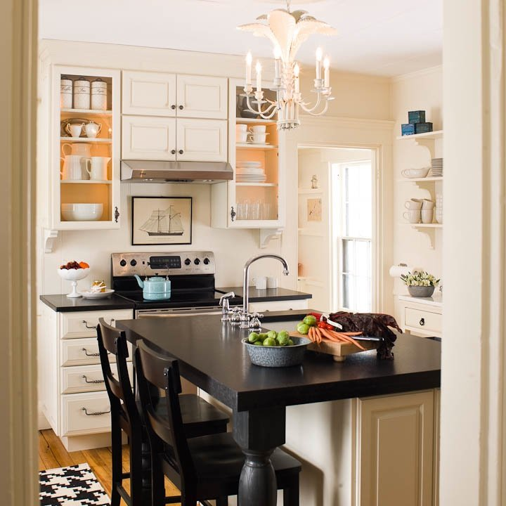 tiny kitchen ideas images