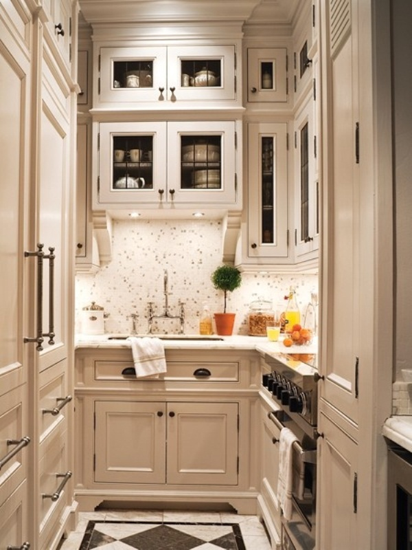 Image of: tiny kitchen ideas photos